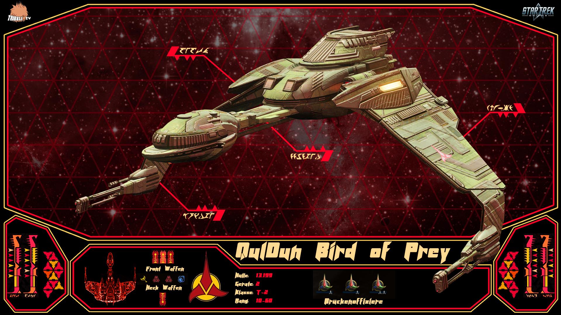 QulDun Bird of Prey T-2