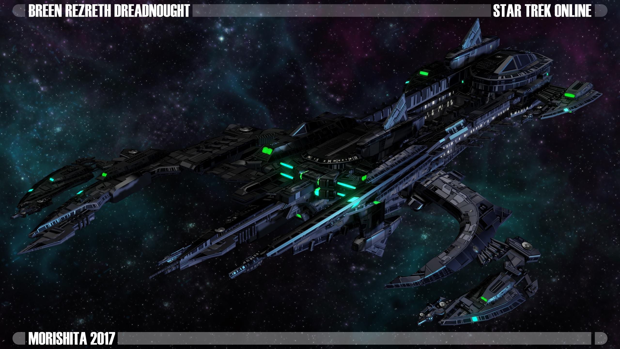 Breen Rezreth Dreadnought #002