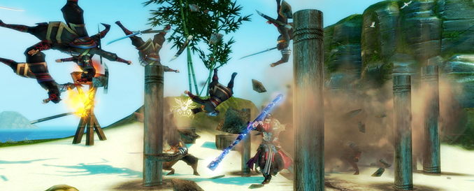 swordsman, gameplay, martial arts mmo