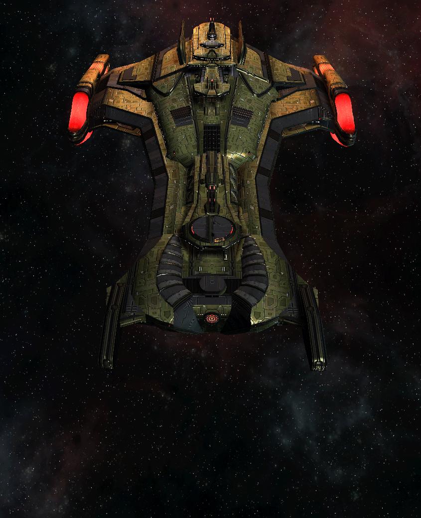Klingon Command Ship 4