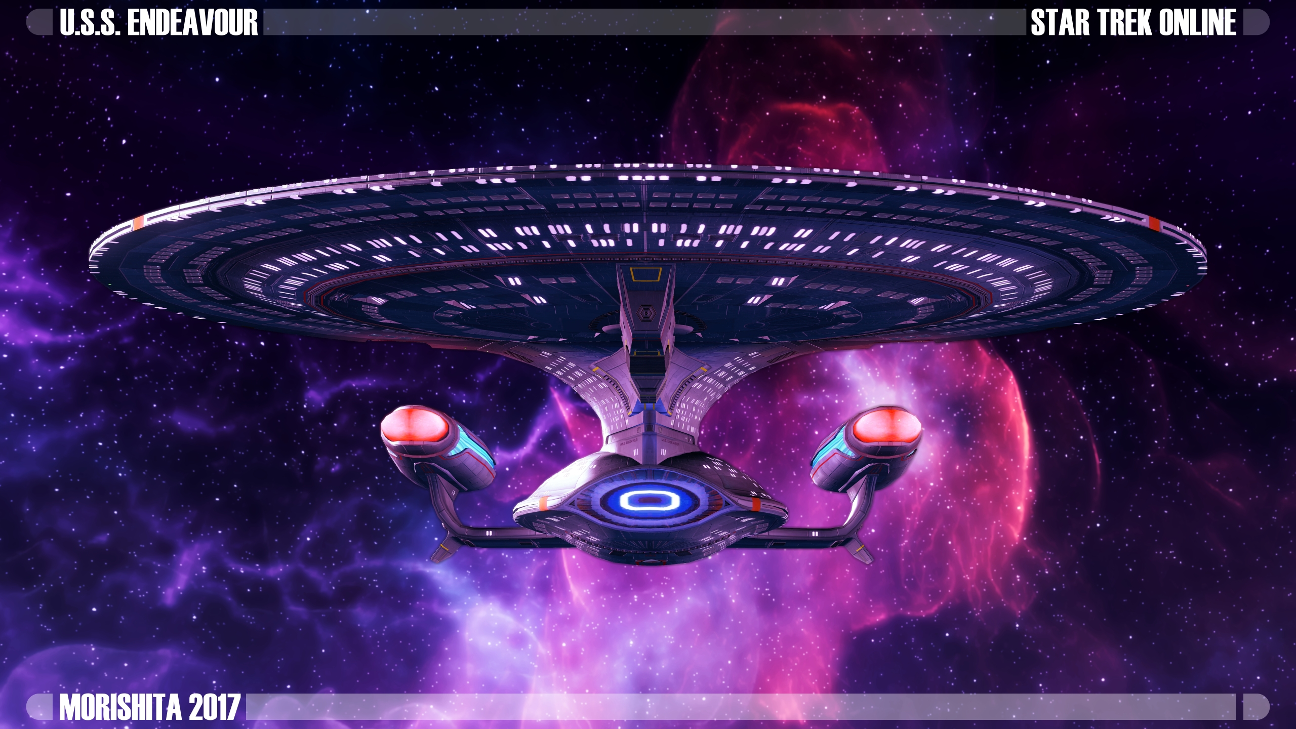 U.S.S. Endeavour #002