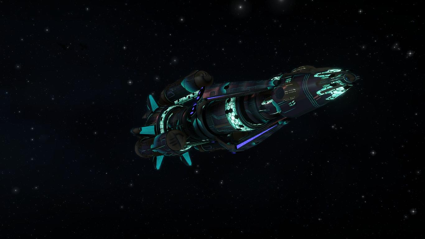 Krenim science vessel(T6)