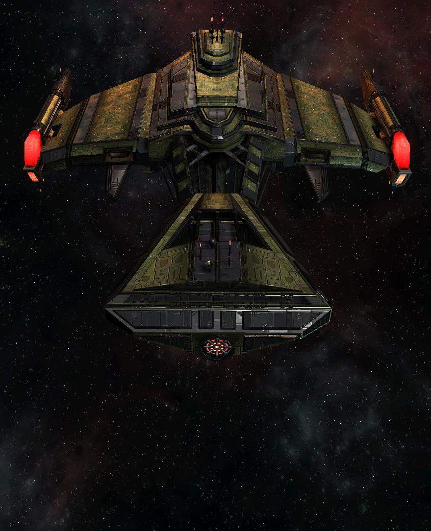 Klingon Command Ship 11