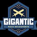 Gigantic : Pack découverte