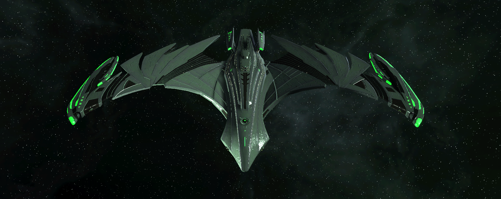 Romulan Command Ship 1