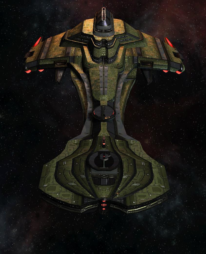 Klingon Command Ship 27