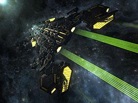 Neues in der Infinity-Verschlusskiste (PC) – Elachi-Schiffe der Klasse 6