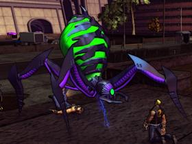 Champions Online: Spider Lockbox