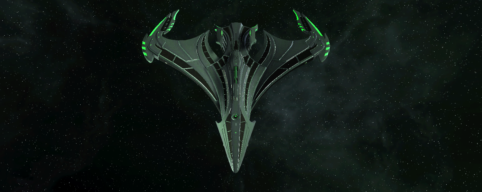 Romulan Command Ship 2