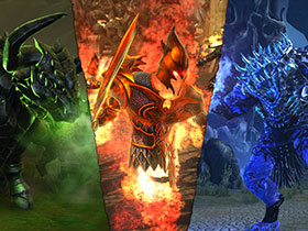 Developer Blog: Monsters of the River District!
