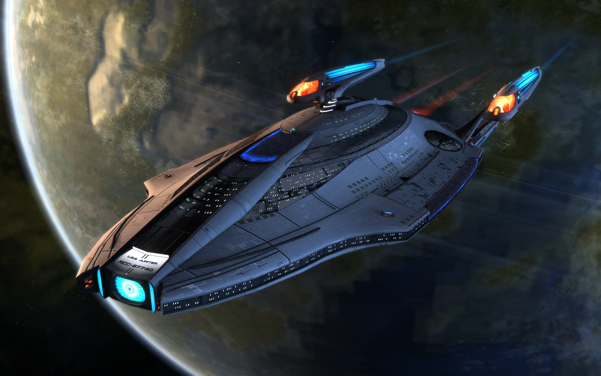 star trek future starship - photo #38