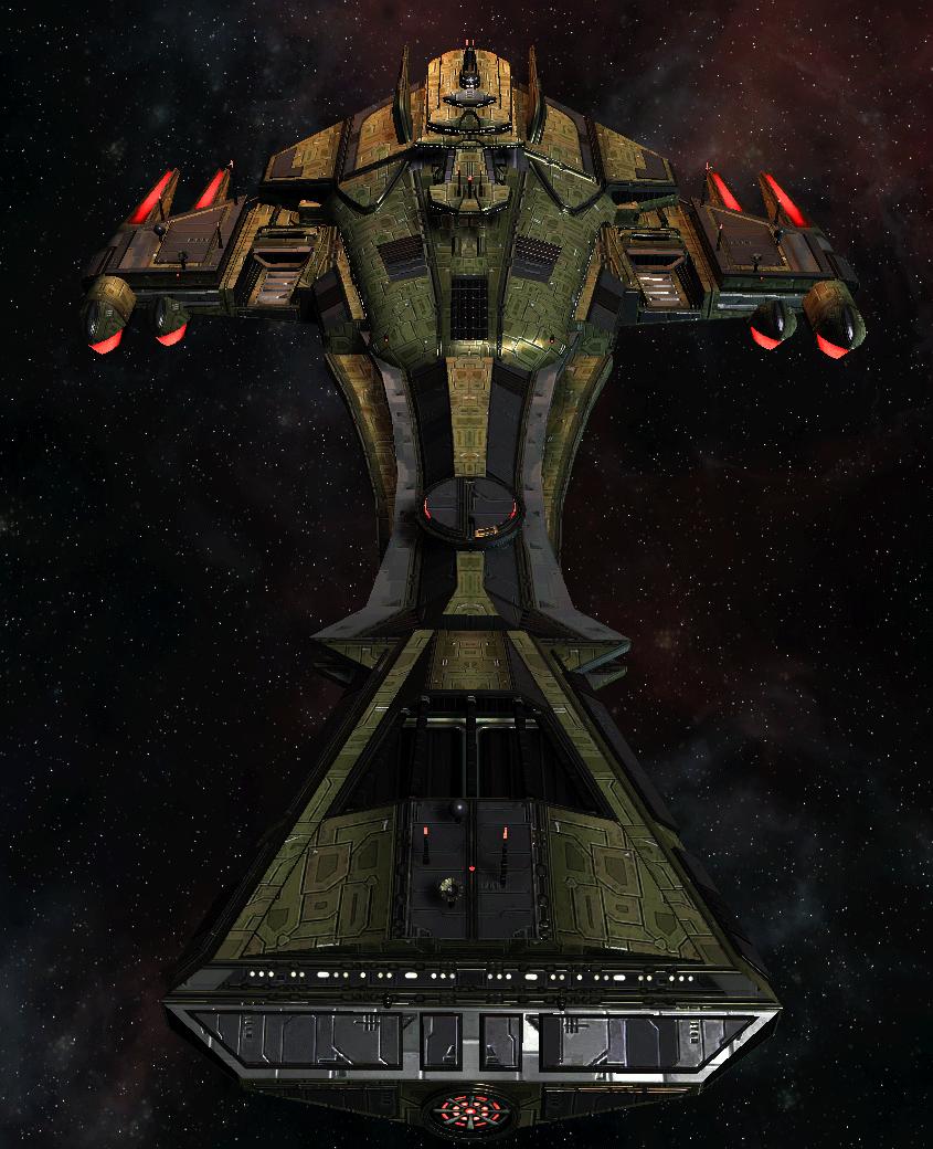 Klingon Command Ship 20
