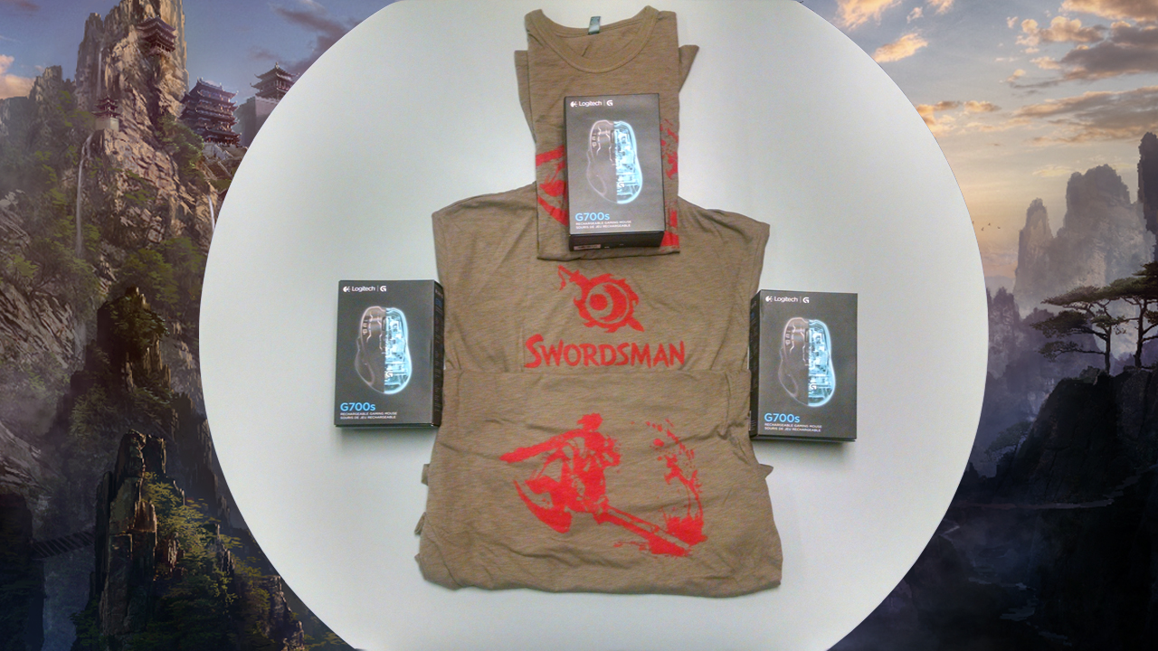 Swordsman Giveaway