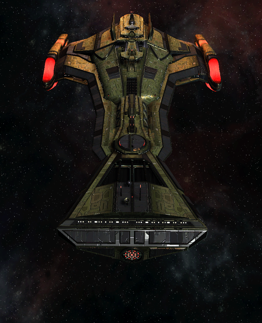 Klingon Command Ship 5