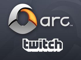 Новая особенность - Arc Streaming!
