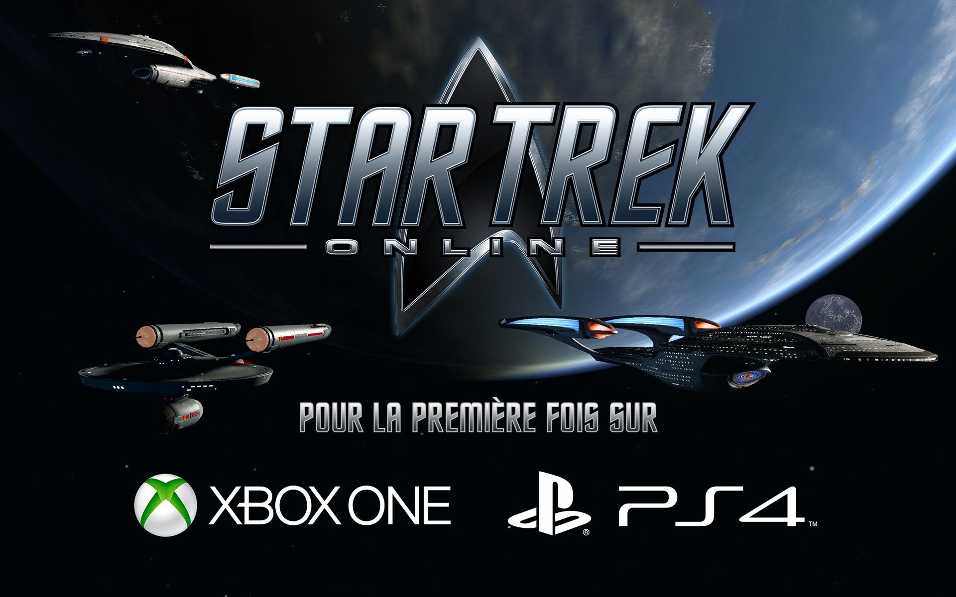 Sto sur consoles en automne - Star trek online console ...