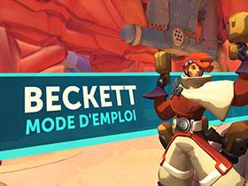 Beckett : mode d'emploi