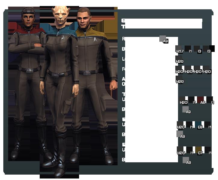 Starfleet Academy Uniform 77