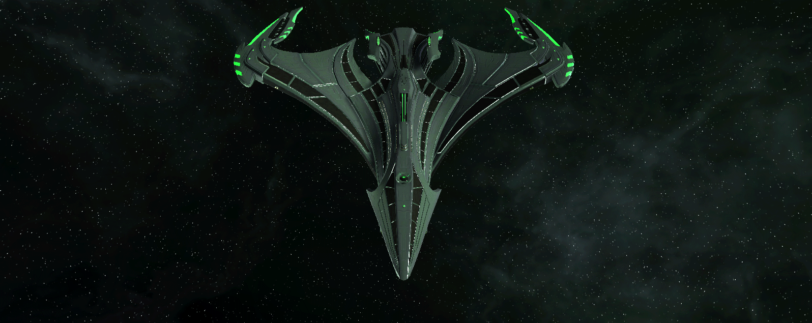 Romulan Command Ship 16