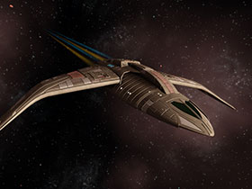 Anniversary Ship: T6 Bajoran Interceptor!