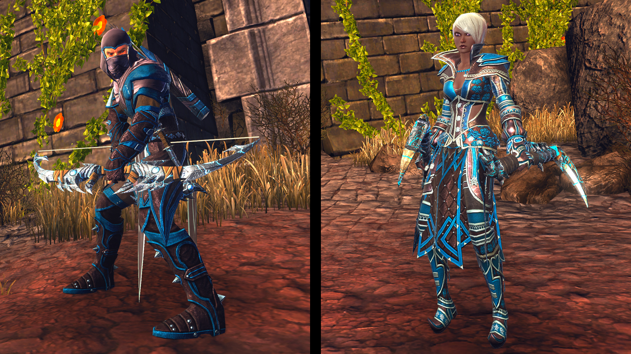 neverwinter how to get lostmauth set