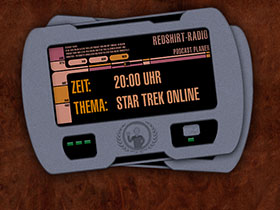 Nevandon bei Redshirt Radio