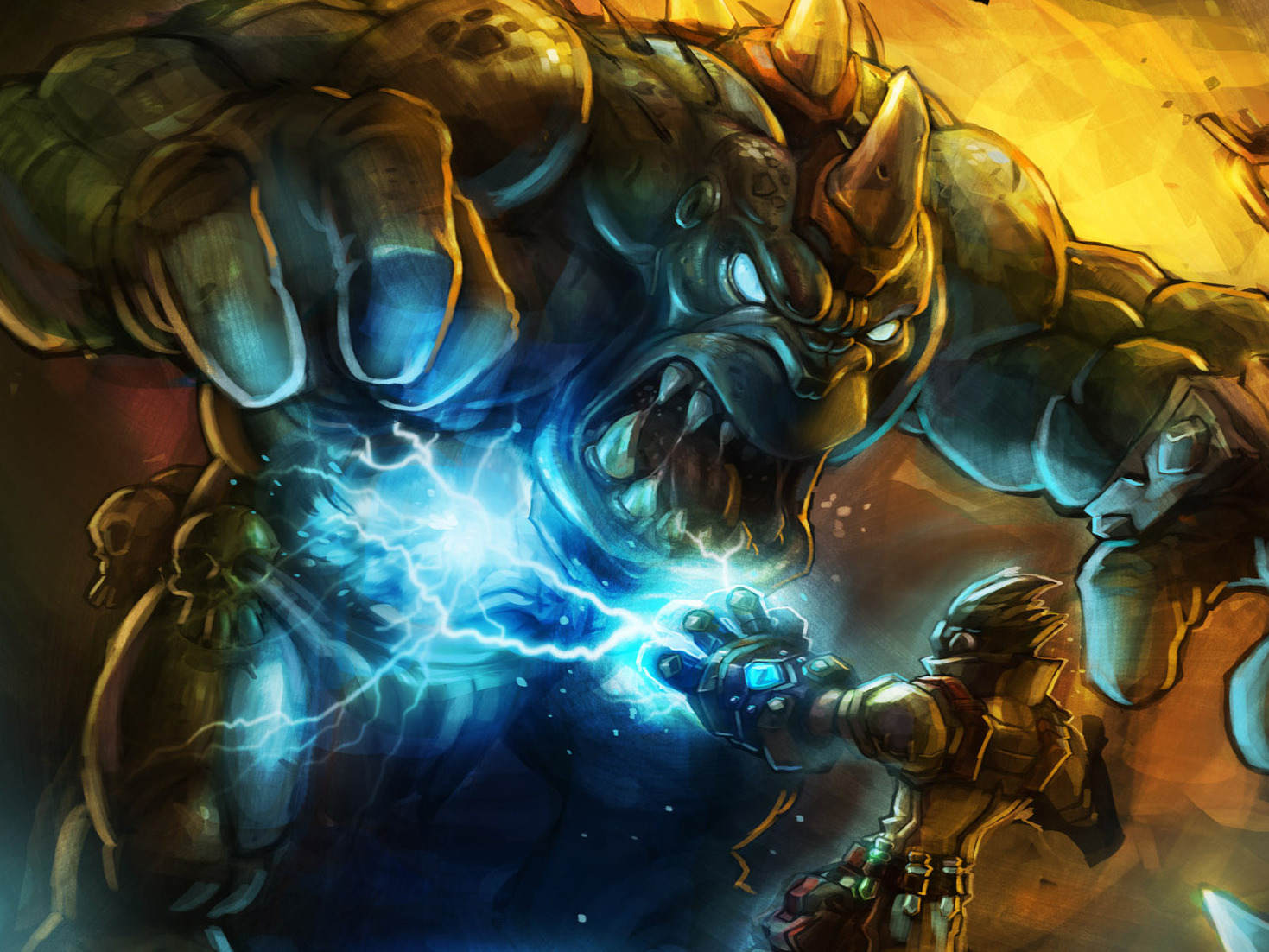 Torchlight Free For A Limited Time On Arc!