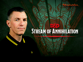 Neverwinter at Stream of Annihilation!