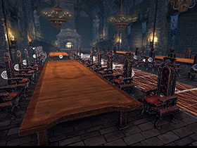 Developer Blog: Great Hall Environment