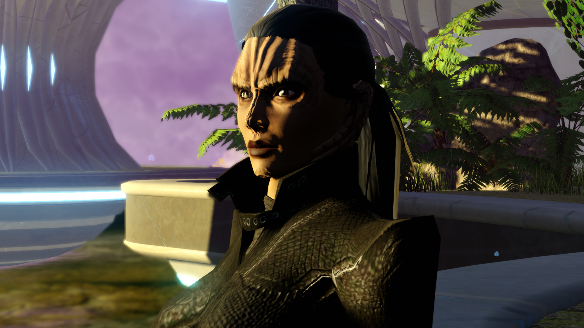 Hot Cardassian Rom-KDF