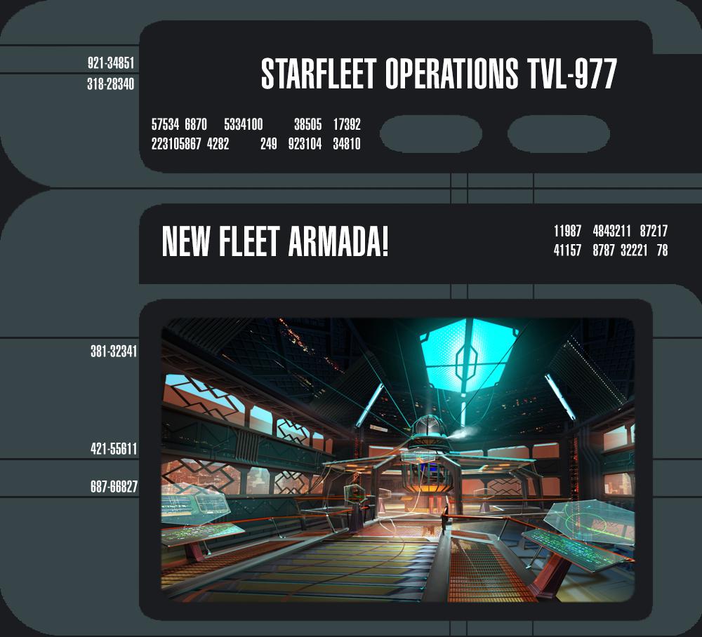 Fleet Armadas