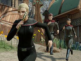 Balance-Anpassungen für Star Trek Online