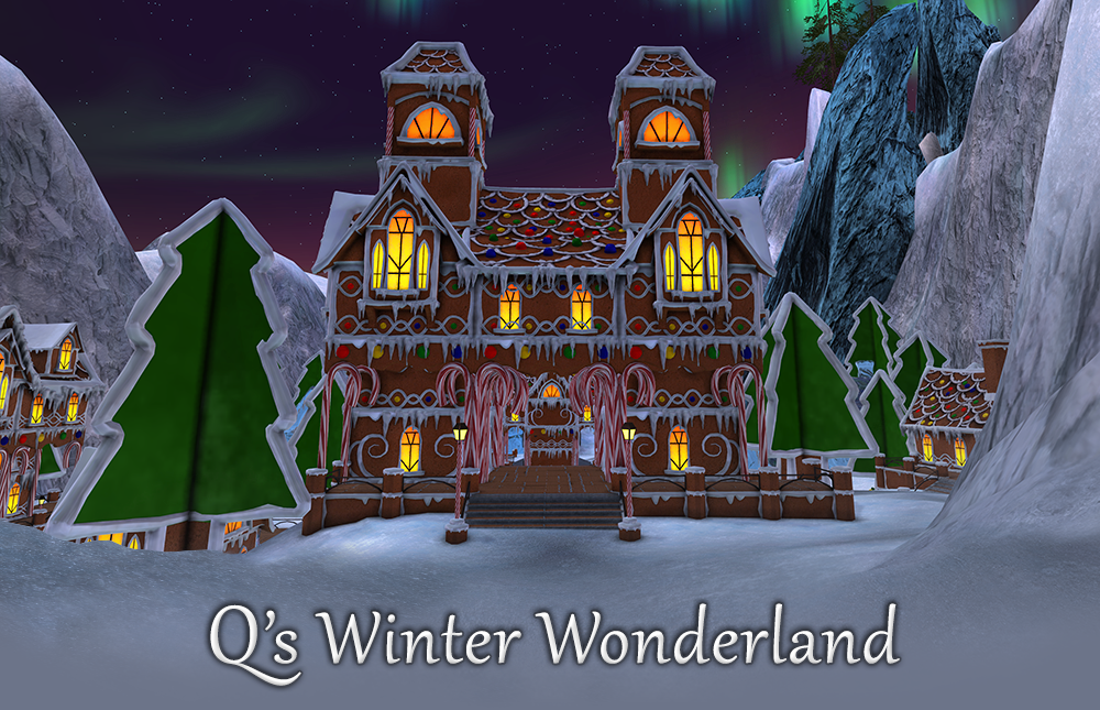 Q's Winter wonderland