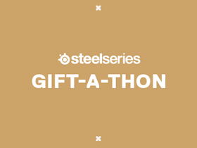 SteelSeries Gift-a-thon!
