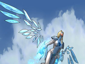 January Subscriber Reward - Ice Wings!