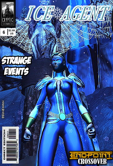 Ice Agent Issue #6