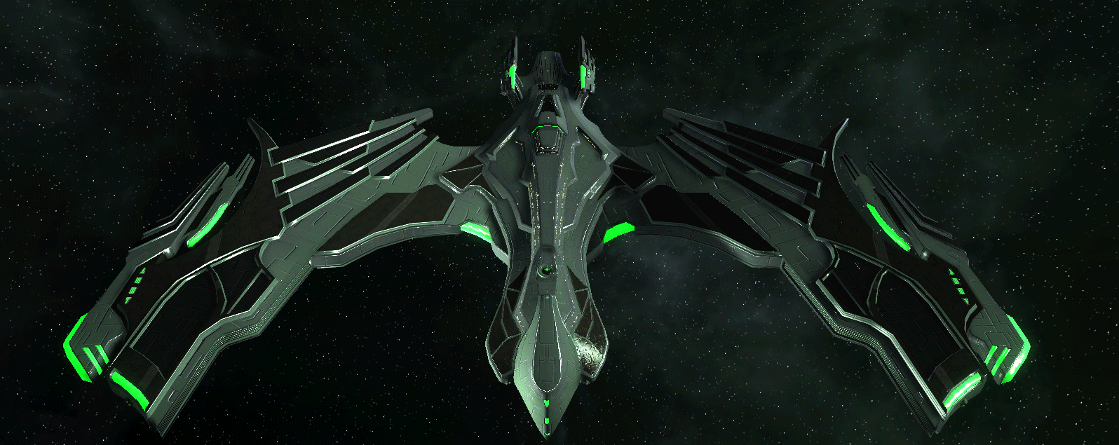 Romulan Command Ship 3