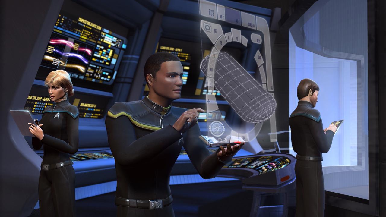 D 39 angelo reveals details about season 9 5 star trek online for Star trek online crafting leveling guide