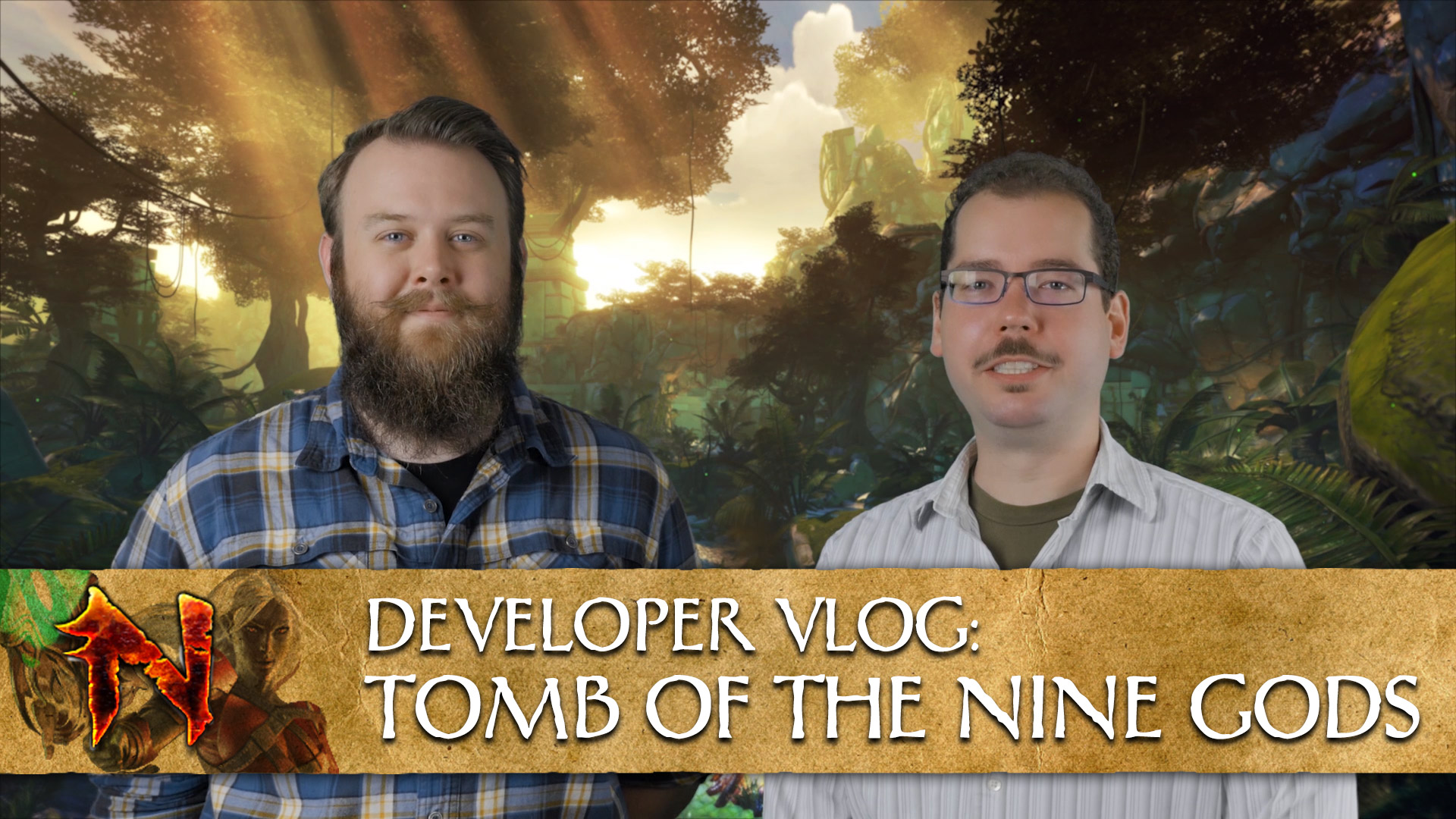 Developer Vlog: Tomb of the Nine Gods