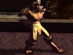 Champions Online: Predator Archetype