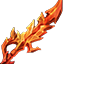dagger of elemental fire