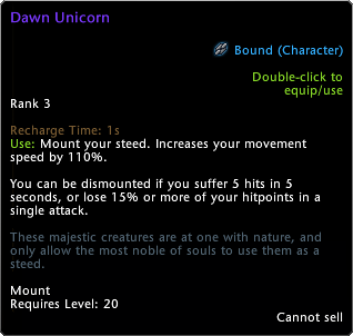 Unicorn Tooltip