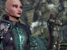 News star trek online arc games for Portent of restoration