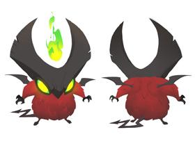Du concept à la création : le Jeune infernal