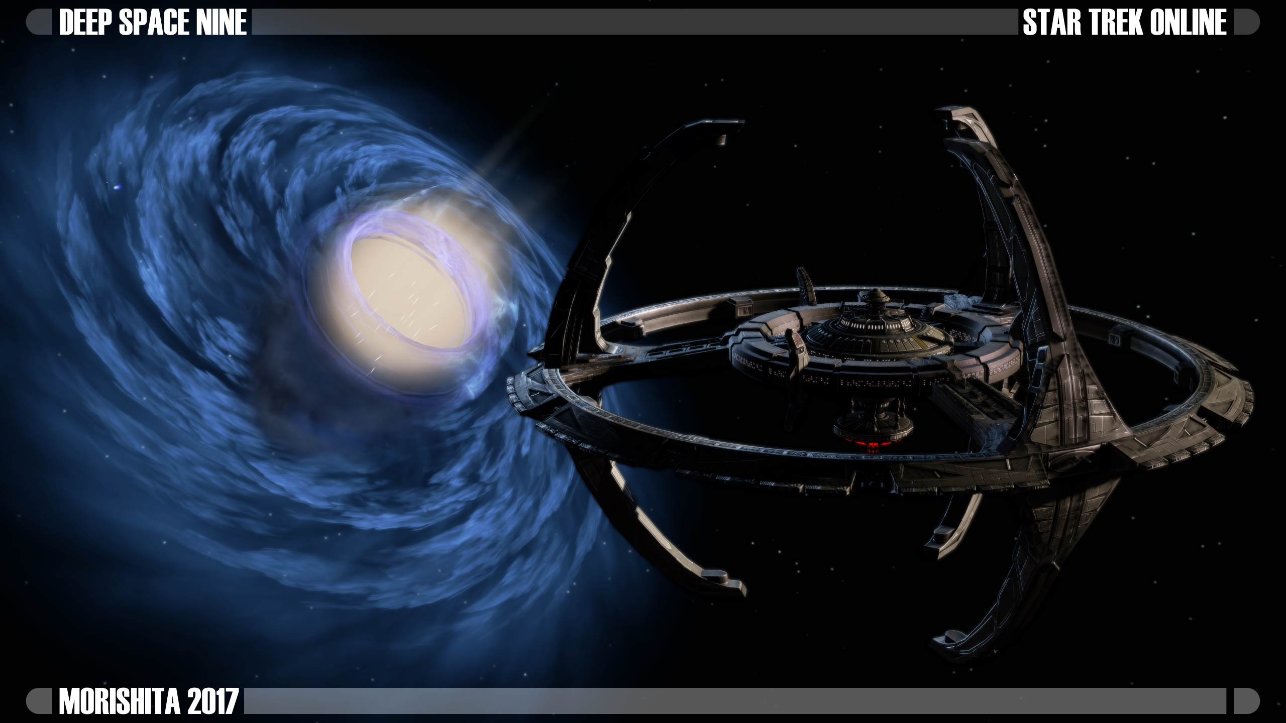 Deep Space Nine #001