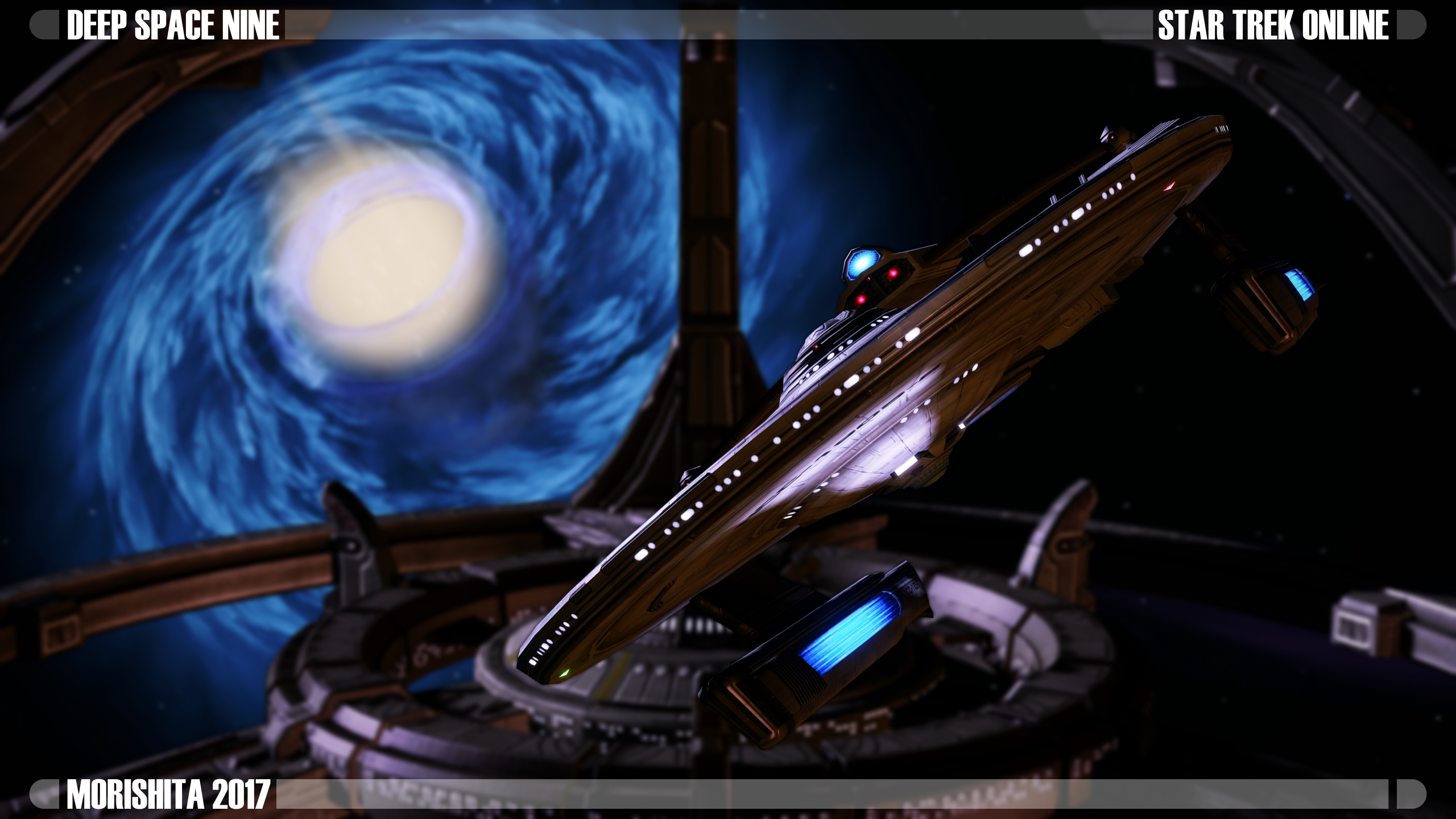Deep Space Nine #002