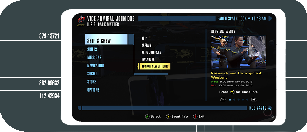 Star Trek Online: Console UI XBOX/PS4 7401f13923cb72d7cc74977349b366e51464114137