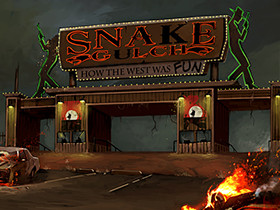 Champions Online: High Noon In Snake Gulch