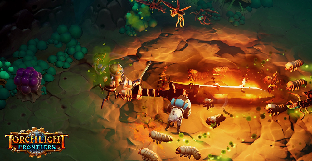 Torchlight Frontiers | Available 2019