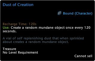 Polvere della creazione